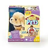 Pitter Patter Pets – Playful Puppy Pal – Interaktives Hündchen, cremefarben