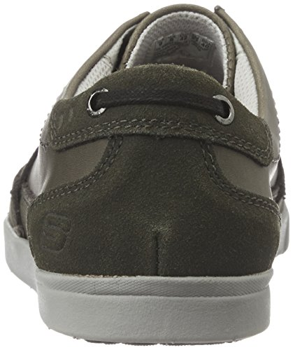 Skechers Cardova marron, chaussures de ville / bateaux homme Marron