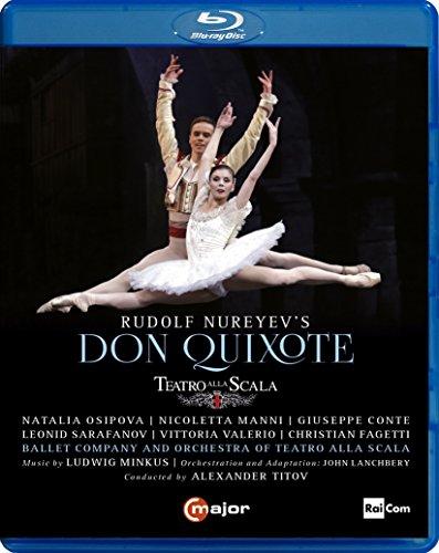 Minkus/Nureyev: Don Quixote (Ballett, Teatro alla Scala, 2015) [Blu-ray]