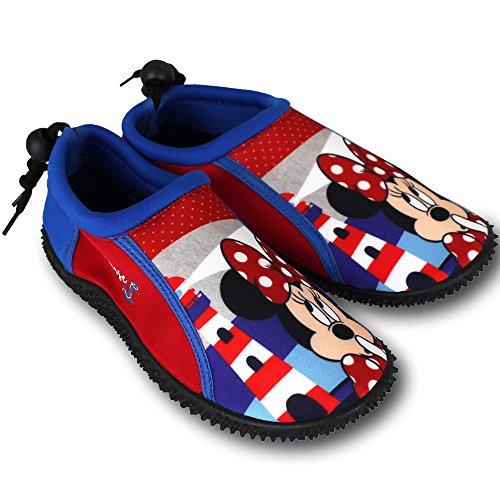 Do Tamanho Seleção Badeschuhe Sapatos Água Mouse Sapatos Crianças Motivacional Minnie Praia De Surf Sapatos De Sapatos E De Aqua Disney zv7Y8z