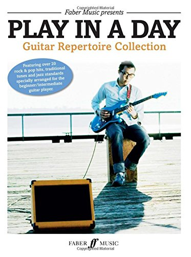 Play In A Day Guitar Repertoire Collection por Various