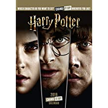 Harry Potter Official 2019 Calendar - A3 Change It Up Wall C