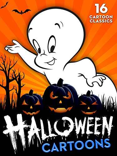 Halloween Cartoons: 16 Cartoon Classics [OV]