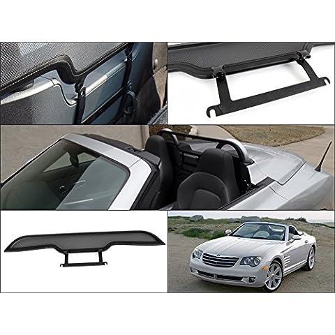 FRANGIVENTO Paravento DEFLETTORE Chrysler Crossfire 2003 2004 2005 2006 2007 nuovo prodotto di qualità