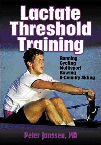 Lactate Threshold Training por Peter Janssen