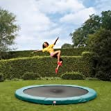 Bergtoys Trampolin Champion Grey Sport Series, InGround, 330cm - 3