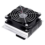 Huhushop (TM) DIY Termoeléctrica Refrigeración Semiconductor Enfriamiento Kit de Ventilador Cooler System