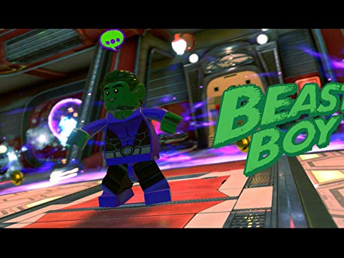 Showdown With Beast Boy