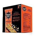#3: Mojo Bar Orange Dark Chocolate Vitamin C Snack Bar, 480g (Pack of 15)