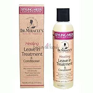 Dr.miracles Healing Leave in Treatment & Conditioner