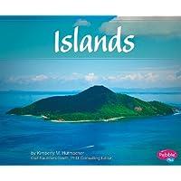 Islands (Pebble Plus: Natural Wonders (Hardcover)) by