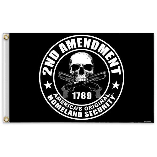 2nd änderungsantrag America 's Original Heimatland Sicherheit Flagge