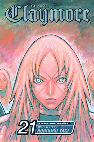 Claymore, Vol. 21 Cover Image