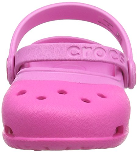 Crocs Electro Ii, Mary Jane FIlle Rose (Neon Magenta/Party Pink)