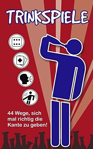 Trinkspiele: 44 Wege, sich mal richtig die Kante zu geben!