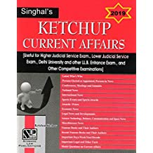 Ketchup Current Affairs 2019 Edition