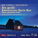 Die große Kommissar-Beck-Box ? Seine gesamten Fälle: Hörspiele mit Charles Wirths, Christian Brückner u.v.a. (16 CDs) - Maj Sjöwall