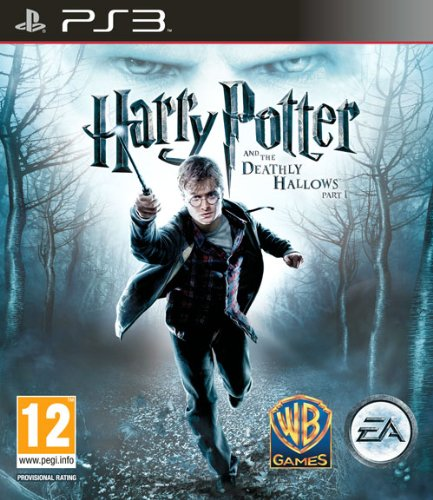 Click for larger image of Harry Potter and The Deathly Hallows - Part 1 (PS3)