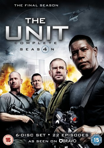 Dennis Foley (The Unit - Season 4 (6 DVDs) [UK Import])