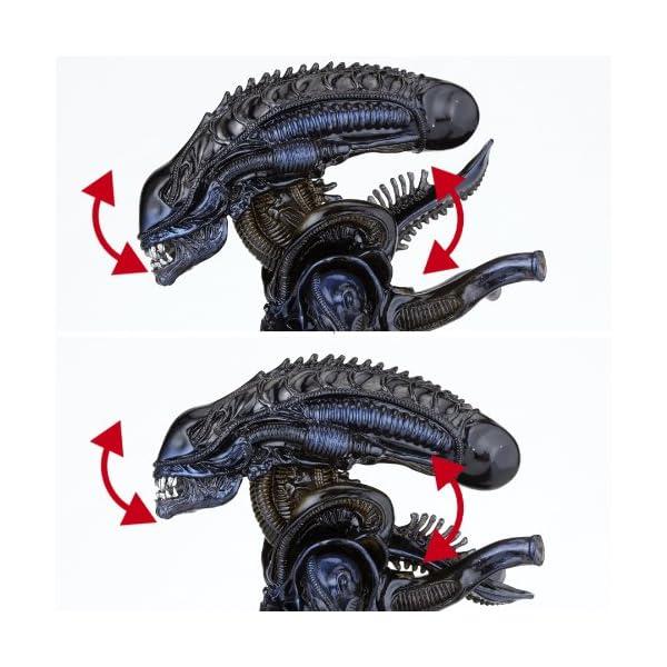 Aliens Revoltech SciFi Super Poseable Action Figure #016 Alien Warrior (japan import) 7