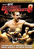 UFC: Ultimate Knockouts 8 [DVD] by Mauricio Shogun Rua