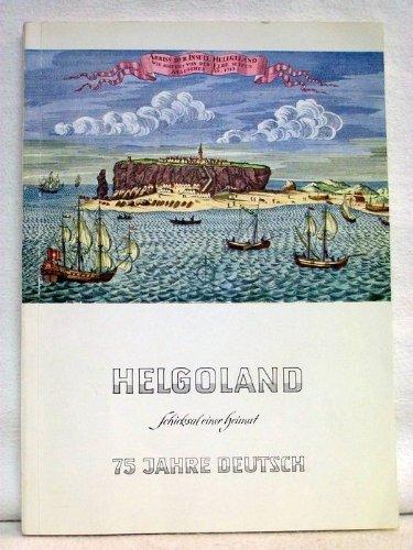 Helgoland 75 Jahre Deutsch