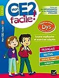 Mon CE2 facile ! adapté aux enfants DYS et en difficultés d'apprentissage...
