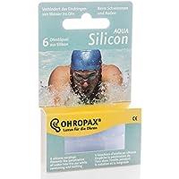 Ohropax Silicon Aqua Ohrstöpsel 6 Stück preisvergleich bei billige-tabletten.eu