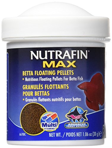 Nutrafin Max Tropical granulés alimentaires pour bettas