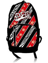 BFC pOM sac à dos noir/rouge