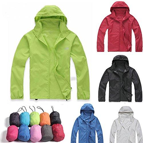 Radfahren Leichte Regenjacke Wind Mantel Anzug Schnell trocknend Kleidung Schutz Skinsuits Radfahren Mantel