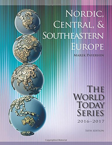 Nordic, Central, and Southeastern Europe 2016-2017 (World Today (Stryker))