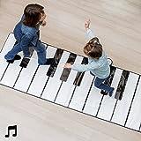Teletiendaoutlet 4029811271955 - Juego musical tapete teclado organo piano