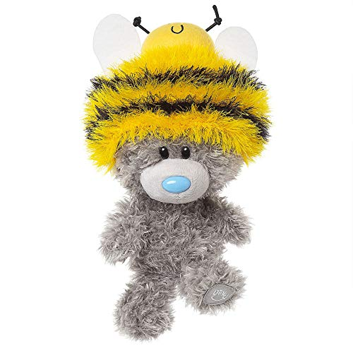 Me to You My Dinky Bear Wearing bee hat, sits 23cm