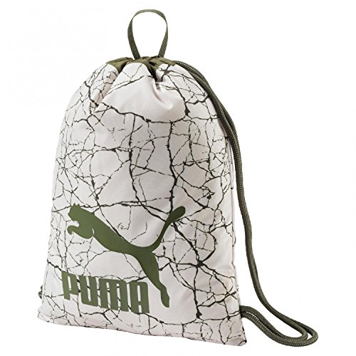 Puma Sacca Originals Gym Sack 074812 Birch-graphic