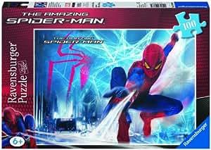 Ravensburger Spiderman Watching (Xxl, 100 Piece Jigsaw Puzzle)