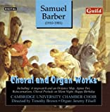 Choral & Organ Works:Agnus Dei [Import allemand]