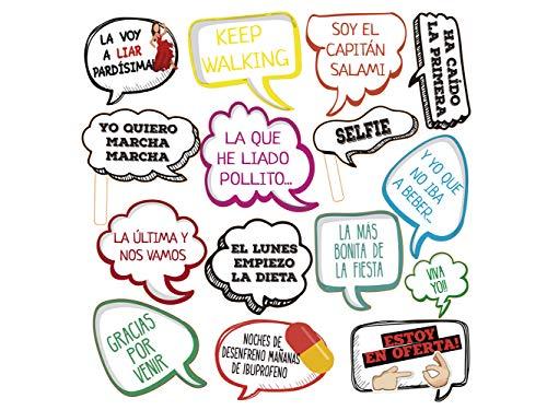 Frases Para Photocall Fiesta