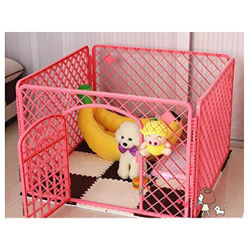 Clôture pour animaux de Compagnie, clôture pour Chien La Cage pour Chien Teddy fournit Une clôture de Porte intérieure pour Petit Chien