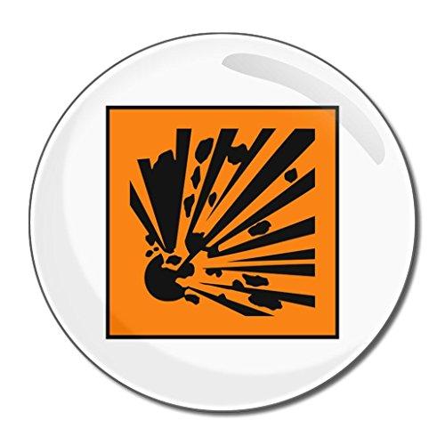 Explosives - 55mm ronde de miroir compact