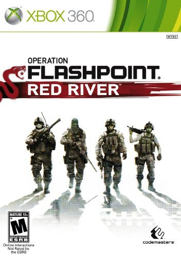 Operation Flashpoint: Red River - Xbox 360 by THQ (Xbox 360 Operation Flashpoint)