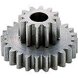 Reely de acero rueda dentada Combinación Reely Módulo de tipo: 1.0Número de dientes: 12, 36