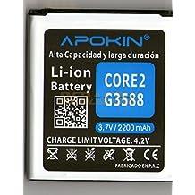 BEDACOM®- Bateria compatible Samsung Core 2 G355 G3588