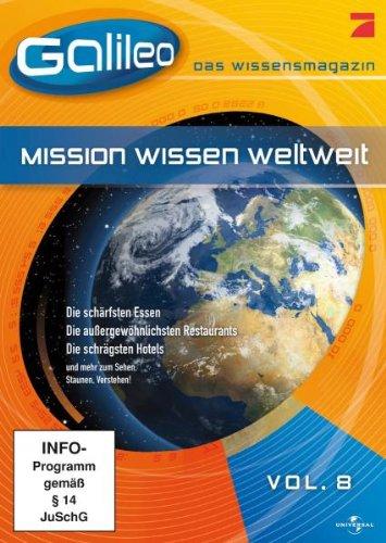 Galileo - Das Wissensmagazin, Vol. 8: Mission Wissen weltweit