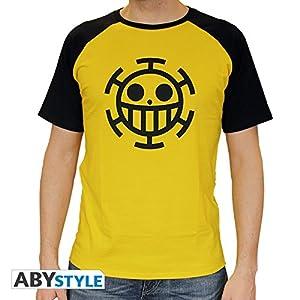 ABYstyle ABYstyleABYTEX218-XXL Abysse - Camiseta de Manga Corta para Hombre (Talla XXL)