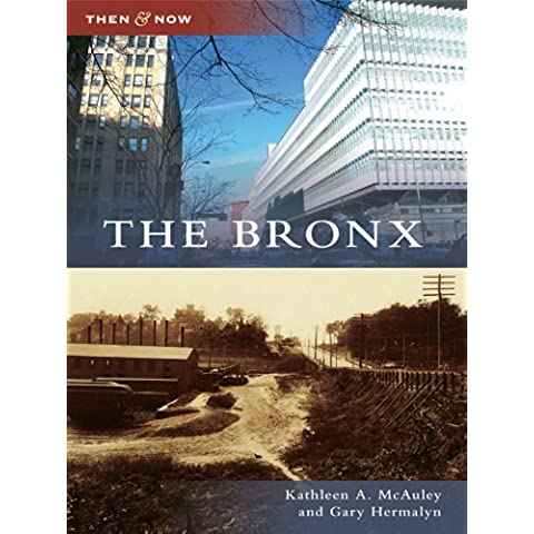 Bronx, The (Then and Now) (English Edition)