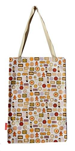 Selina-Jayne Kekse Limitierte Auflage Designer Baumwolltasche (Tote Bag) (Jammies Designer)