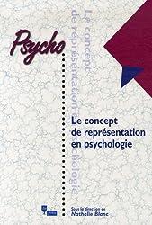 Le concept de représentation en psychologie