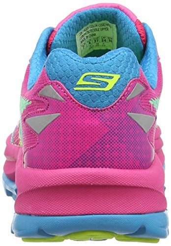 Skechers Go Run Ultra R - Road, Chaussures de Running Compétition femme Rose (Hptq)