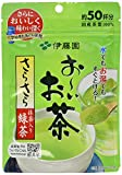 Itoen Oi Instant Green Tea Powder with Matcha From Japan 40g (50 Cups) Ooi Fast Shipping and Ship Worldwide by N/A